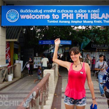 TOUR A KOH PHI PHI