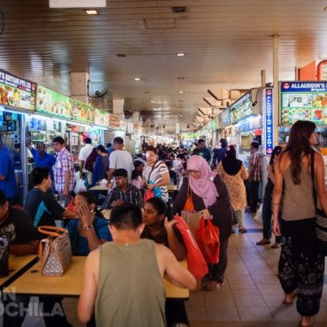 TEKKA CENTRE HAWKER FOOD