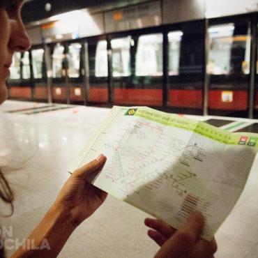 SMRT (Singapore Mass Rapid Transit)