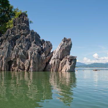 NAM NGUM LAKE