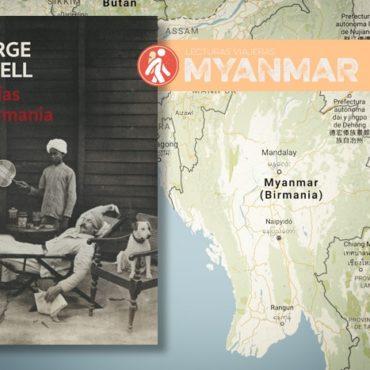 LIBROS MYANMAR