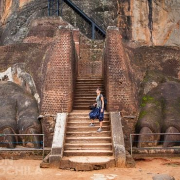 LION ROCK DE SIGIRIYA