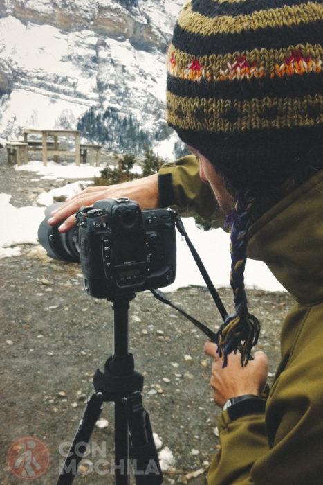 En Nepal con la Nikon D2x
