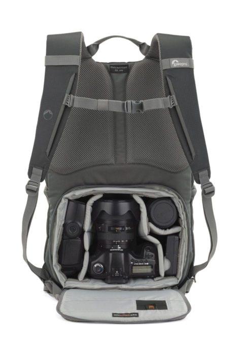 Lowepro 22L para el equipo fotográfico