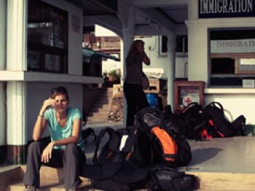 Cap. 02 – Entrada a Laos por Huay Xai