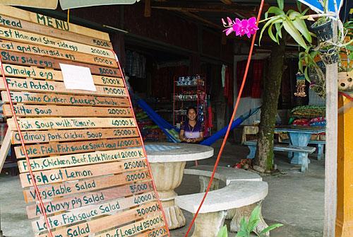 Lista de precios de Latsuly Restaurant