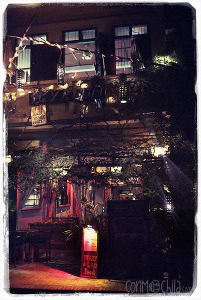 Restaurant in Pak Beng