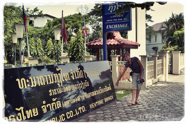 Carme en Vientiane