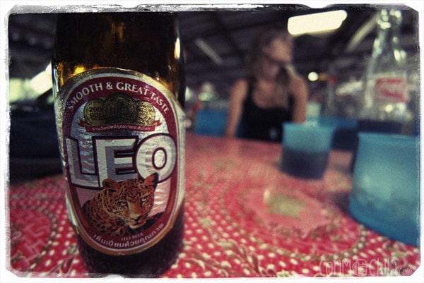 Cerveza nueva...