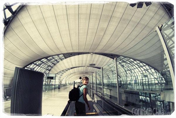 Aeropuerto de Suvarnabhum
