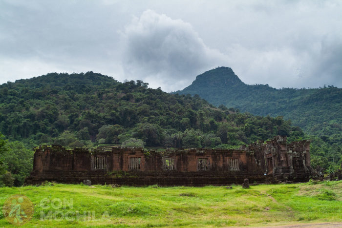Ruinas jemeres de Champasak