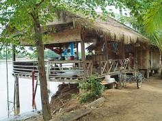 Isla Don Det en 4000 islas (Si Phan Don)