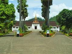 Royal Palace Museum (Ho Kham) de Luang Prabang
