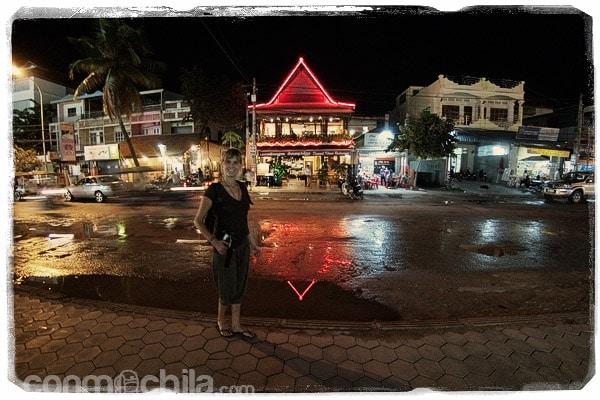 Las calles de Siem Reap