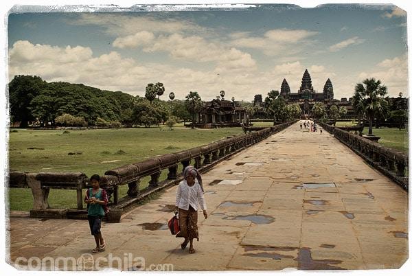El esplendoroso Angkor Wat