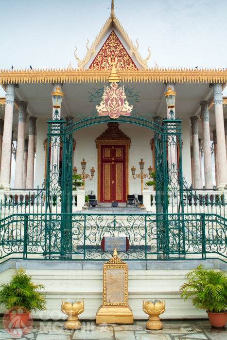Pagoda de Plata