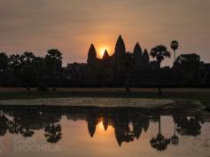 Angkor Wat, el monumento religioso más grande jamás construido