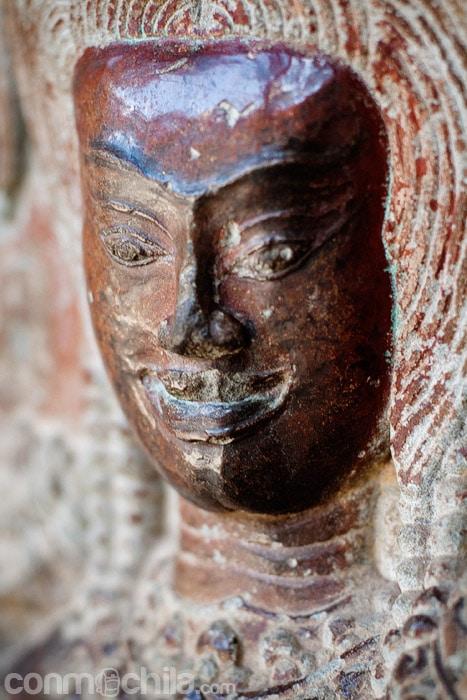 Retrato de una Apsara