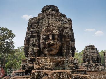 Bayon, el templo de las 216 miradas