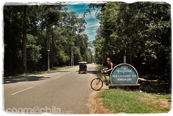Bienvenidos a los Templos de Angkor (...y a Camboya)