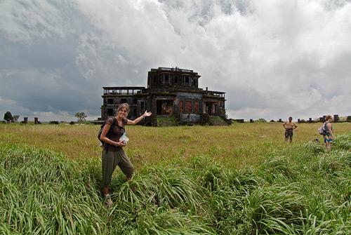 """La versión camboyana del hotel de """"El resplandor"""""""