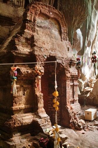 Templo dedicado a Siva