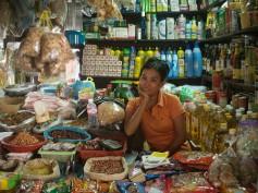 El Mercado Ruso de Phnom Penh, encuentra de todo y barato