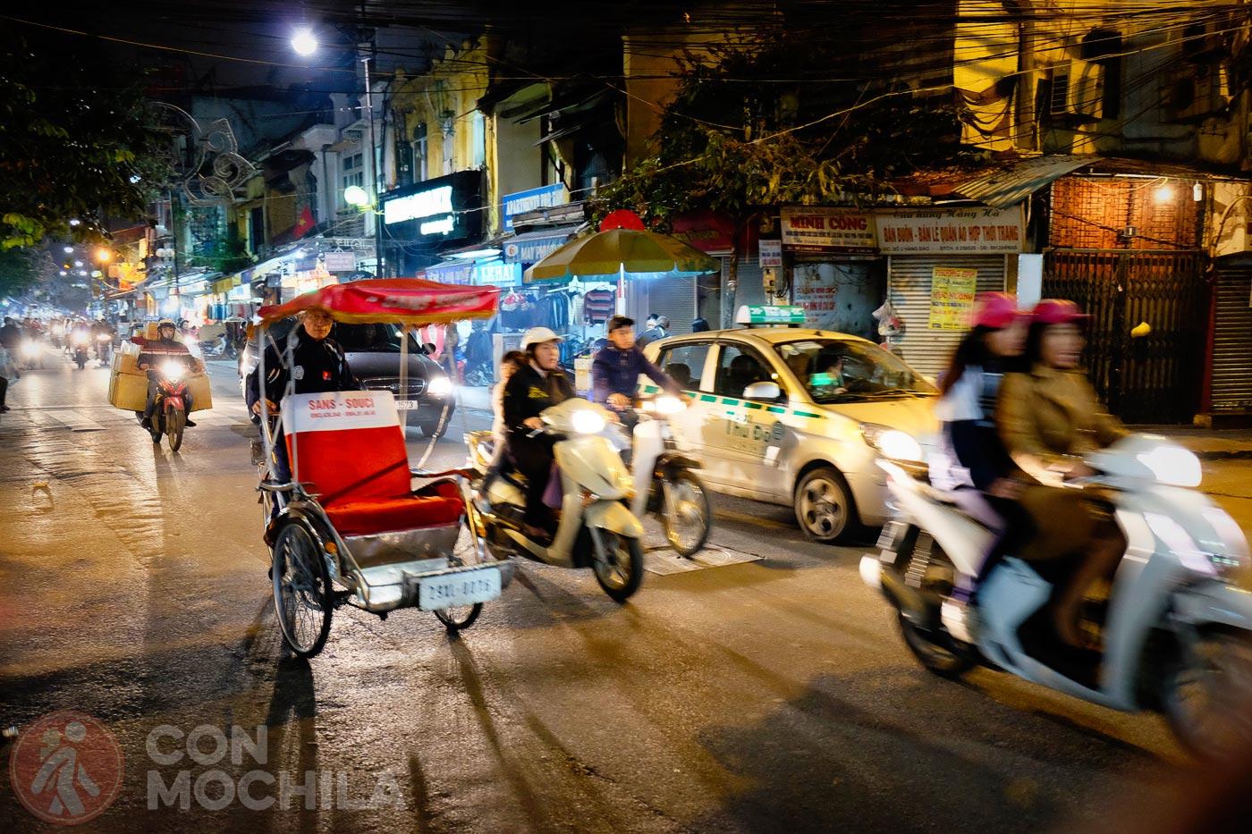 Cyclo de Vietnam
