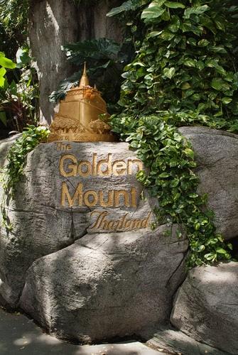 Golden Mount de Bangkok