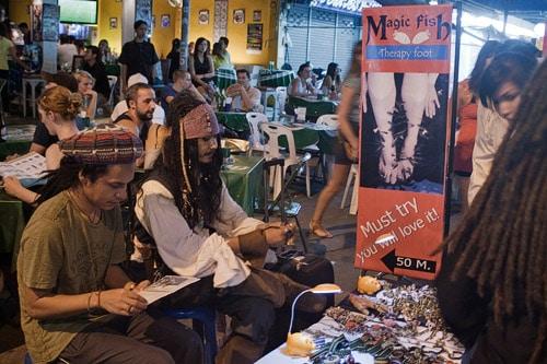 Jack Sparrow tailandés