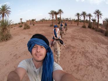 Cap. 05 – Viajar en camello y dormir en el desierto del Sáhara