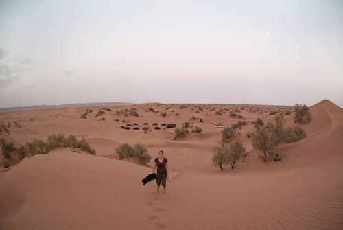 Inmensas las dunas