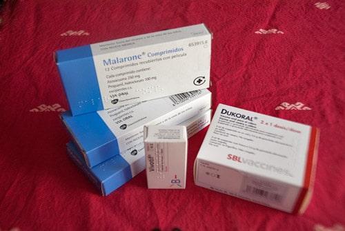 Vacunas para India