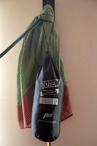 Bolsa para llevar la mosquitera