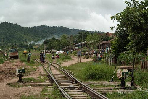 Estación de trenes de Myin Daik