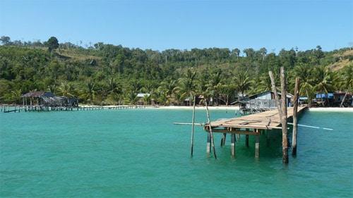 La isla de Koh Kong