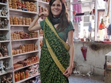 Cap. 09 – Cambio de planes en dirección a Agra