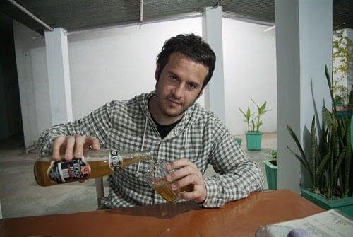 La cervecita... un clásico de conmochila!