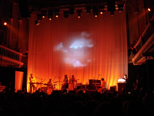 Espectaculares conciertos