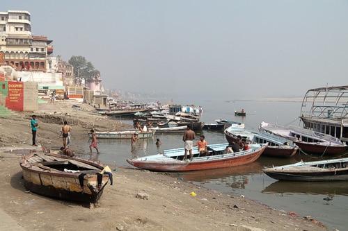 La vida diaria en el Ganges