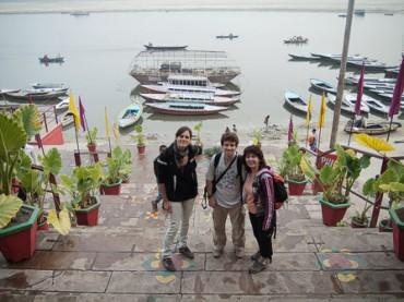 Cap. 17 – Fin de año en Varanasi