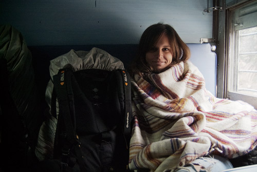 Menudo frío en el sleeper class
