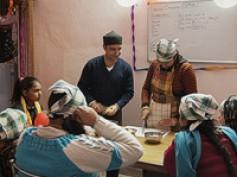 Cap. 20 – Visita a la ONG Naya Nagar, final de trayecto