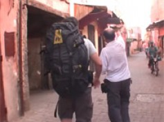 Vídeo 1 viaje a Marruecos – Llegada a Marrakech y vistazo rápido a la riad Dar Bennani