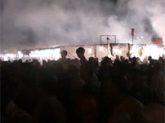 Vídeo 6 viaje a Marruecos – Cena y espectáculo en la plaza Djemaa el Fna de Marrakech