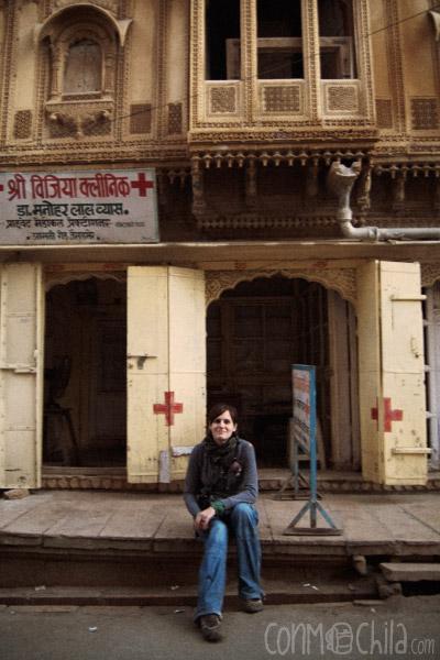 Centro sanitario de Jaisalmer