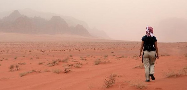 Carolina en Wadirum