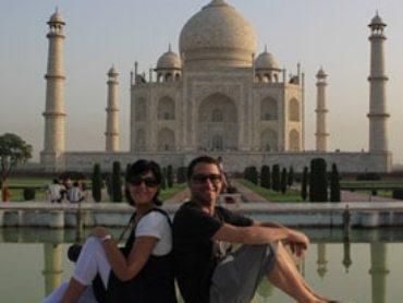 Itinerario de viaje a India en 24 días de Roger y Vanessa