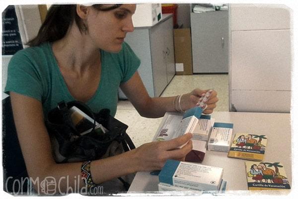 Vacunas para Madagascar