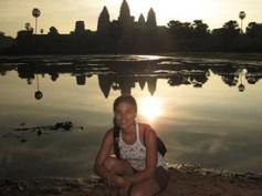 Itinerario de viaje a Camboya en 23 días de Flavia